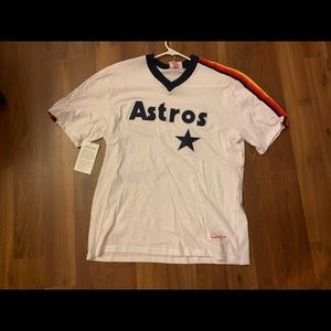 Mitchell and ness Astro Jersey